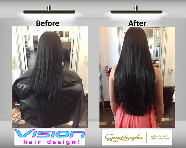 50cm 20 Great Lengths Hair Extensions Classic Fusion