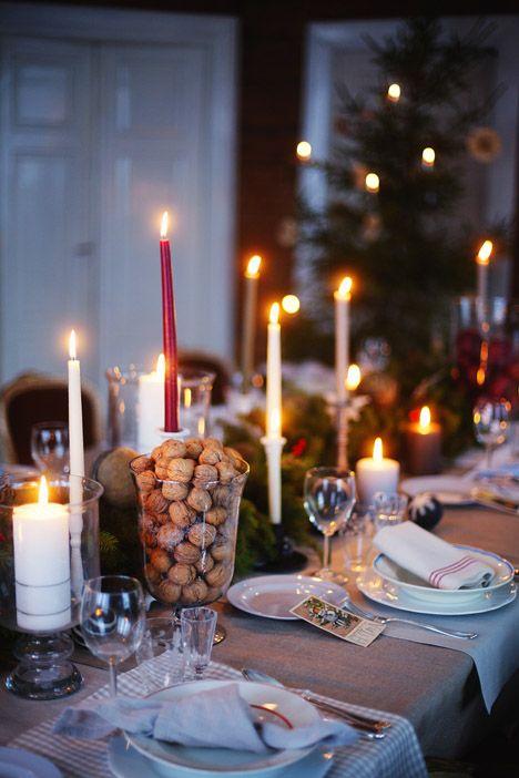 kerstig tafelen