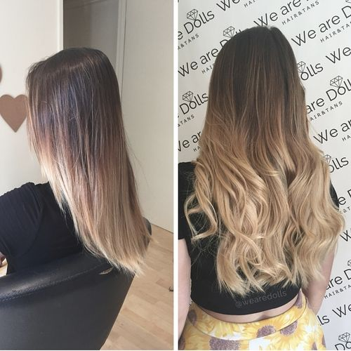 25 Best Ideas About Micro Bead Hair Extensions On