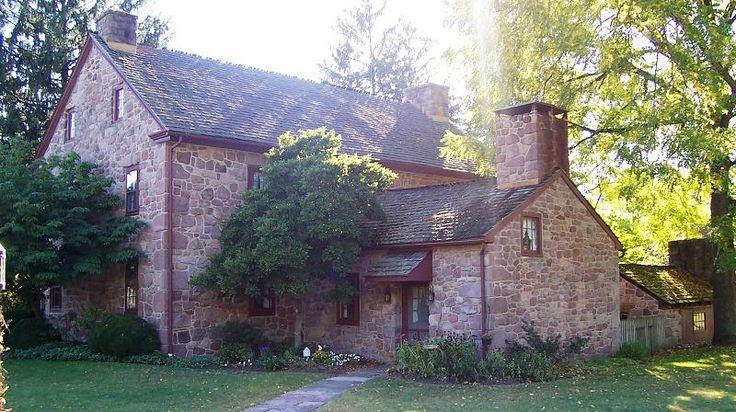 1800 Farmhouse Historic Farmhouse In Birdsboro Pennsylvania Farmhouses