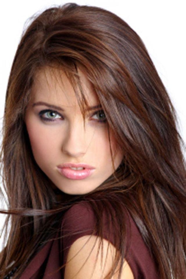 pretty brown  color  Hair  Pinterest Brown  hair  colors