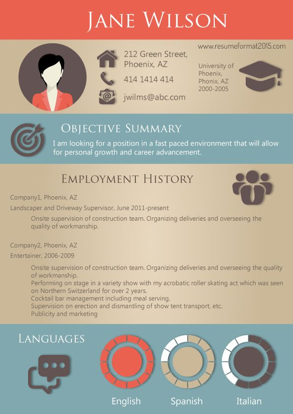 Best Marketing Resume Ever. Cv English Ex Le Also Inventory