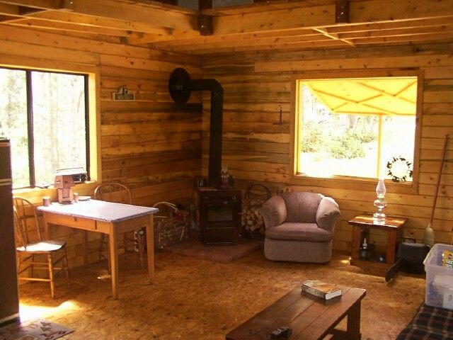 Small Cabin Interior Design Ideas