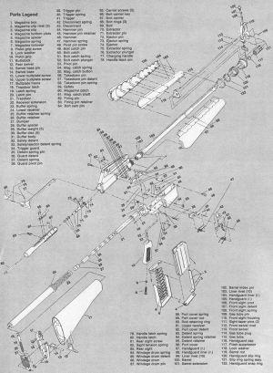 Colt AR15 Parts Diagram   Firearms  Blueprints & Diagrams   Pinterest   Guns, The o'jays and Ar15
