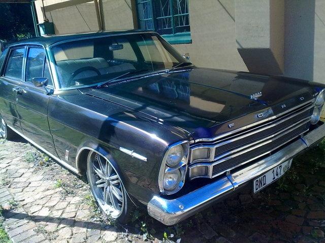 Ford Galaxie Contact Me Kwazulu Natal Classic Cars