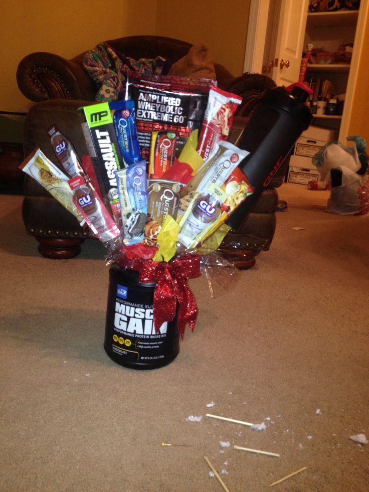 ValentinesBirthday Gift For Your Gym Junky Boyfriend