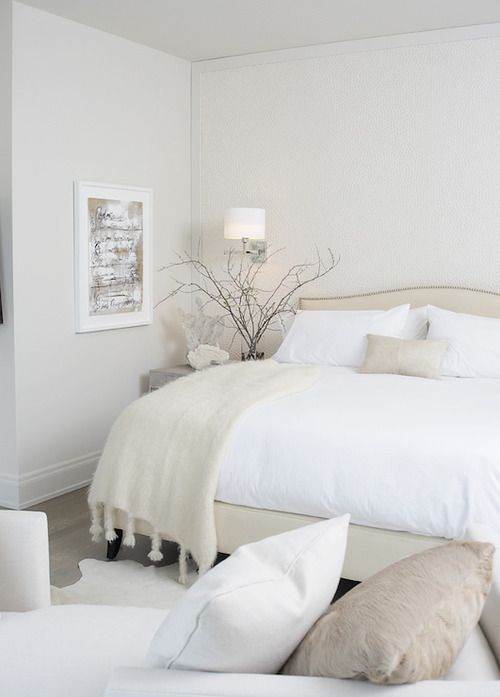 Bright And Cozy Bedroom In Neutrals Inspirational