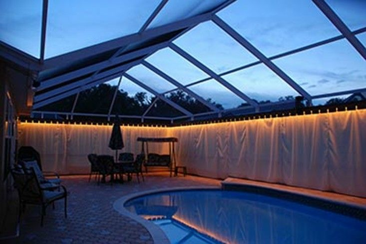 Custom Outdoor Privacy Curtains