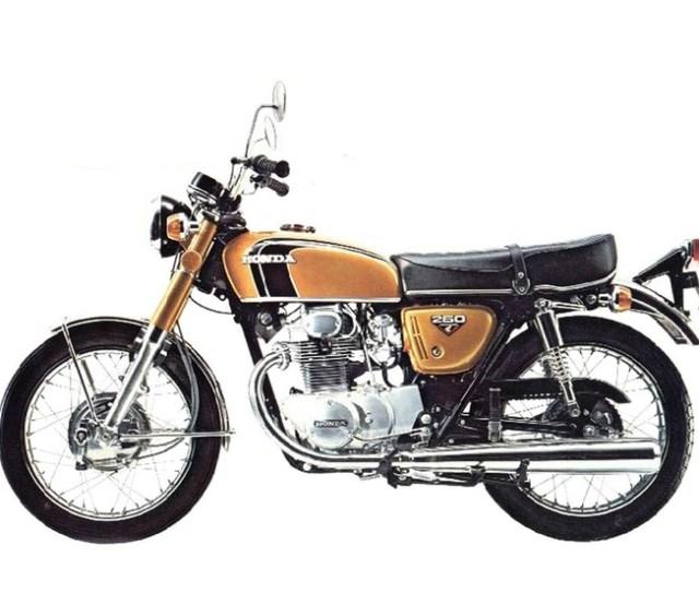 Honda Cb Ss