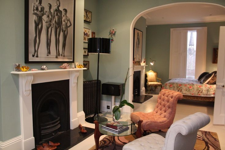 A Striking Victorian Terraced House Finished With Stylish