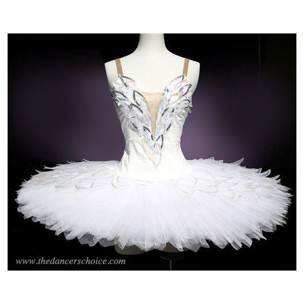 Ballet Tutu Beautiful Classic White Swan Lake Ballet