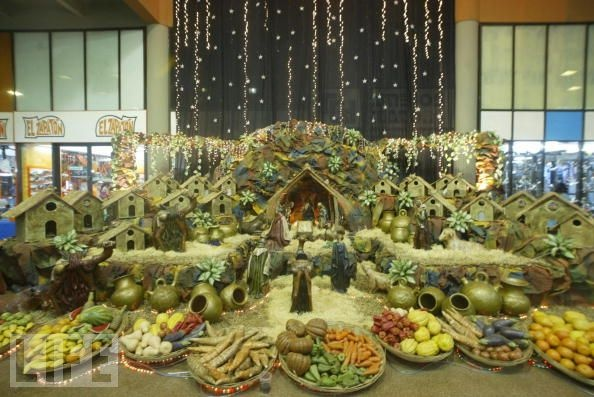 Nativity And Christmas Eats In Paraguay CHRISTMAS