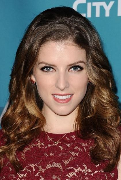 Beauty Evolution of Anna Kendrick—March 2014