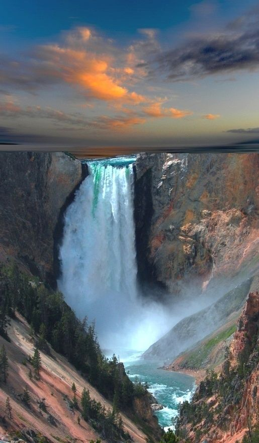 Yellowstone National Park, Wyoming, USA – 50 The Most Beautiful Places in the World