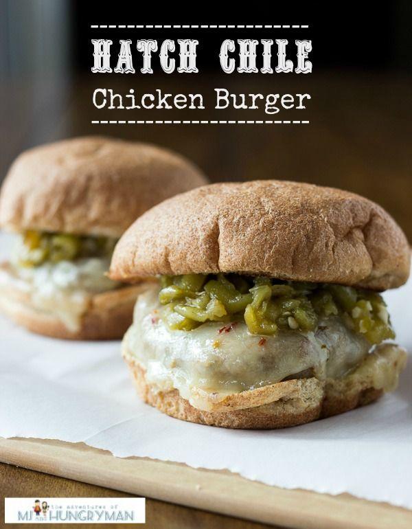 #ad Hatch Chile Chicken Bur