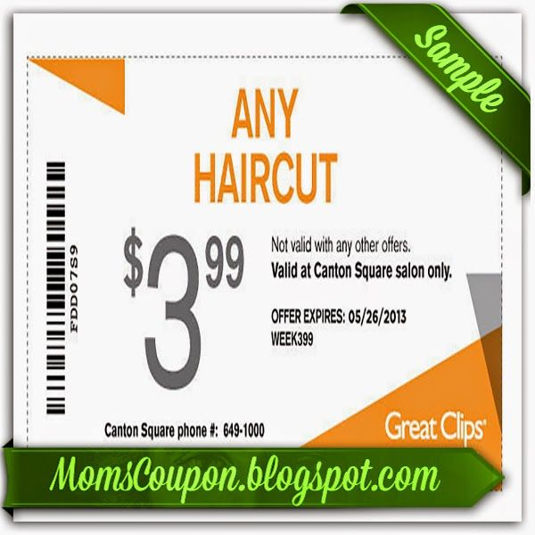 Printable Great Clips Coupons 20 Off February 2015