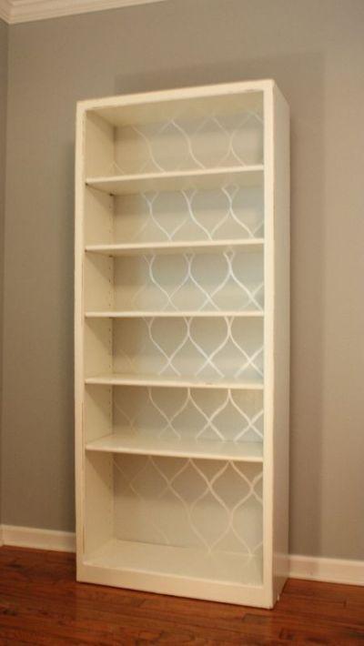 25+ best ideas about Wallpaper Bookshelf on Pinterest ...