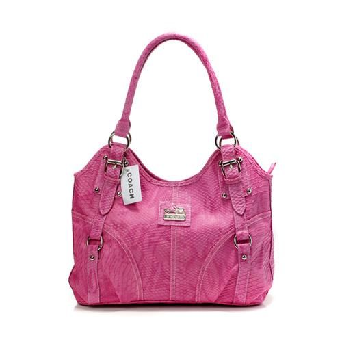 Like the Coach bags and the