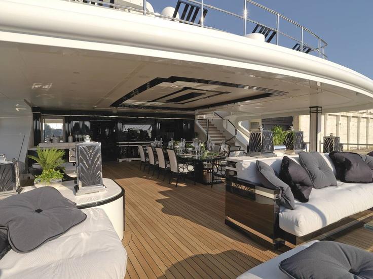 1000 Ideas About Luxury Yacht Interior On Pinterest