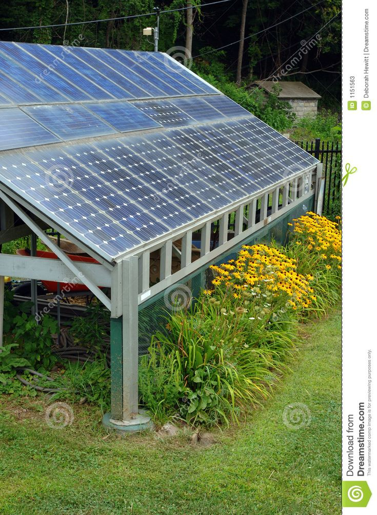 solar panel roof shed Google Search PV Carport / shed