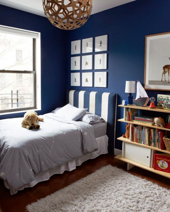 7 Reasons To Use Blue Interior Paint In Your Home This Bold Roachable Shade Of Dreamy Is A Top Color Trend Entire Rooms Or Just