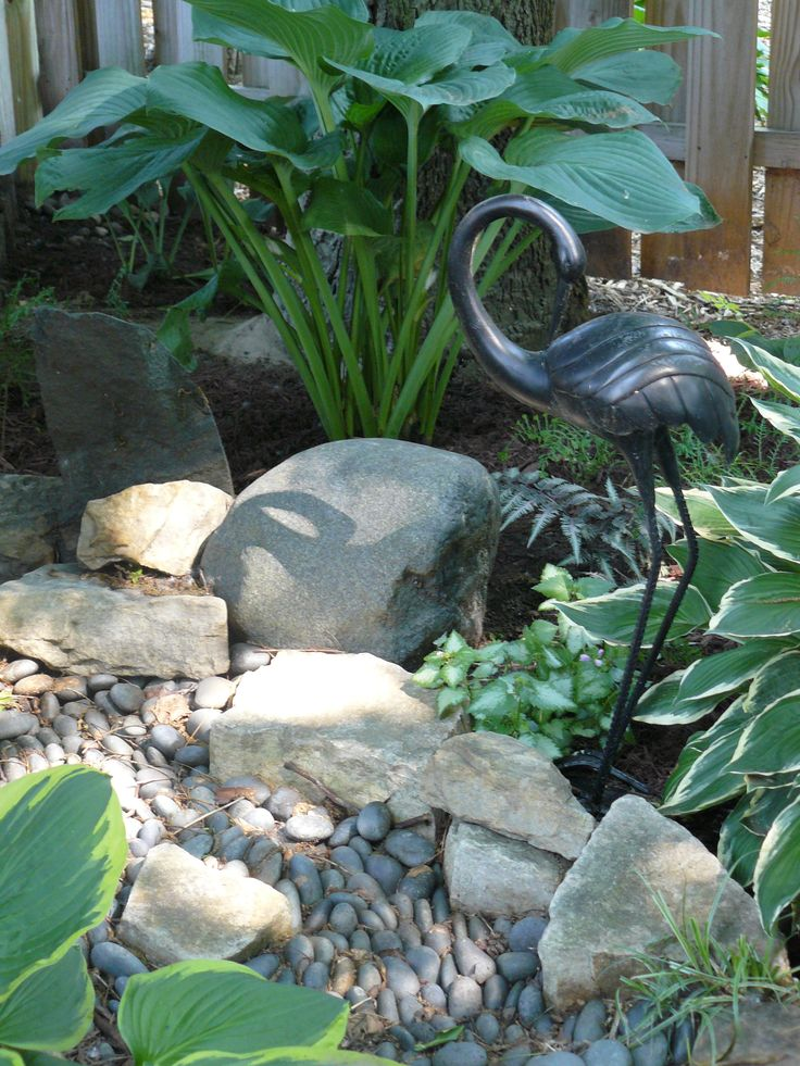 115 Best Images About Dry Creek Beds And Rock Gardens On