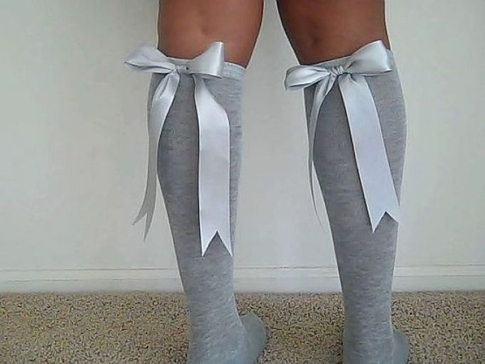 Resultado de imagen de SOCKS with ribbons