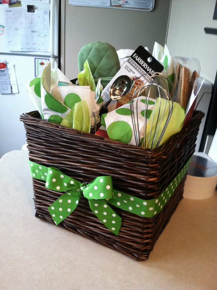 17 Best images about Gift Basket Ideas Shower gifts