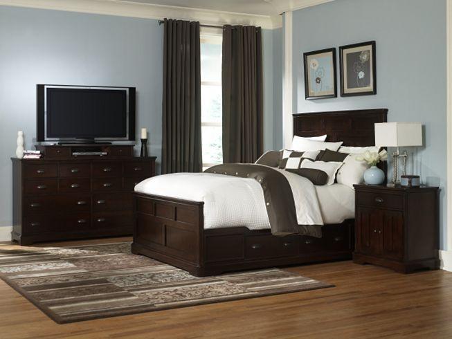 Bedroom Furniture Westchester King Panel Bed Havertys Furniture Master Bedroom Pinterest