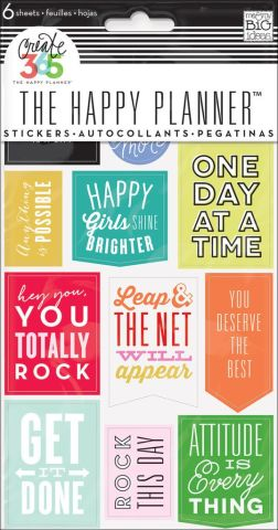 Image result for happy planner inspirational quotes sticker pack