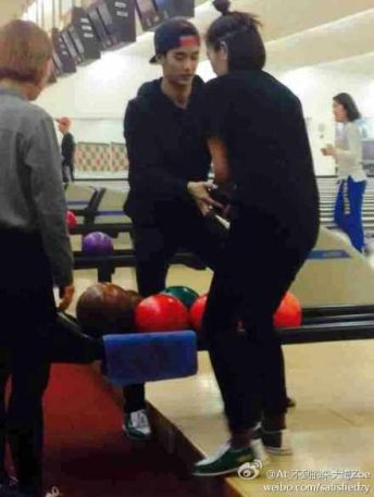 Image result for kim soo hyun bowling