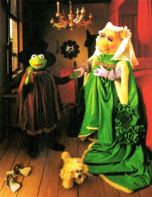 El matrimonio de los Muppets