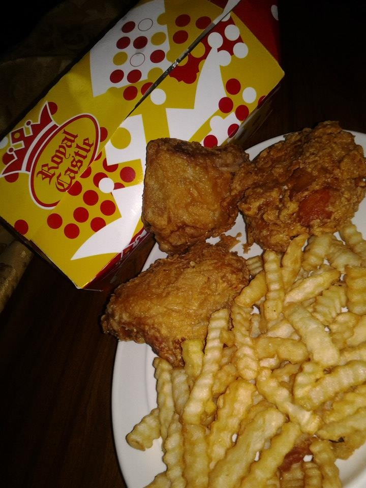 Trinidad Royal Castle Fried Chicken. Trinidadian/West