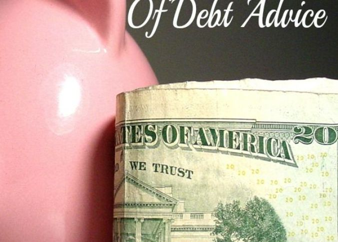 Top Personal Finance Experts Reveal Their 1 Stay Out Of Debt Advice Wisdom The Ojays And Words