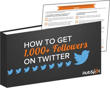How to Get 1000+ Followers on Twitter: