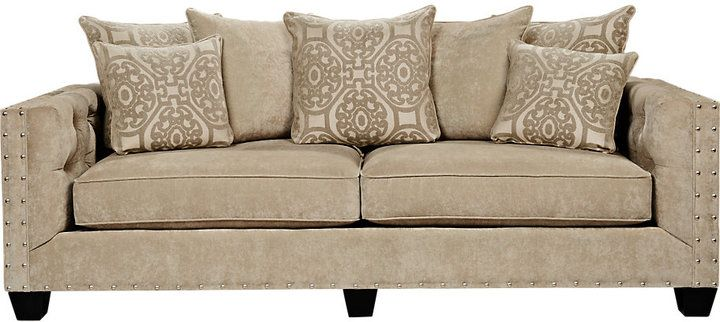 1000 Ideas About Taupe Sofa On Pinterest Taupe Living Room Comfy Sectional And Living Room