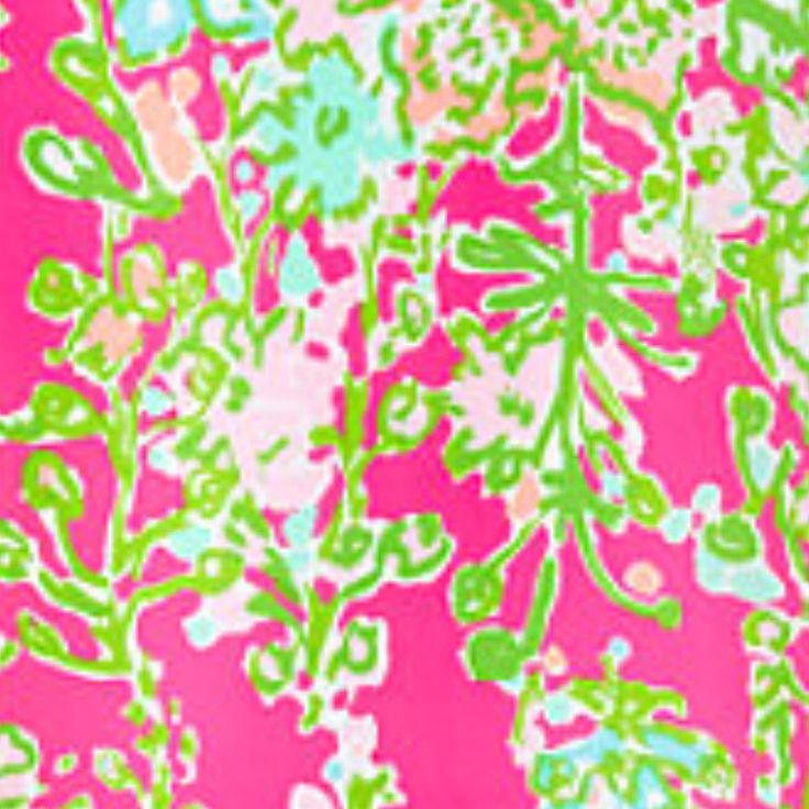 Pattern Lilly Pulitzer Names