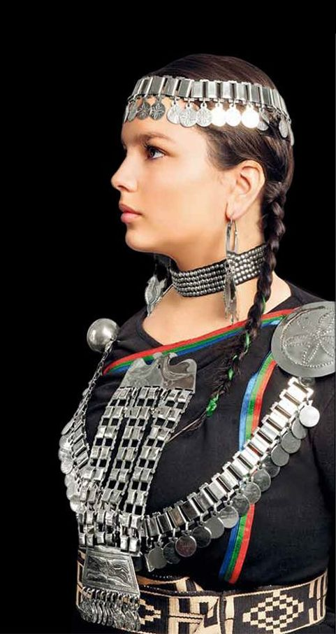 17 Best Images About Vestimenta Mapuche On Pinterest