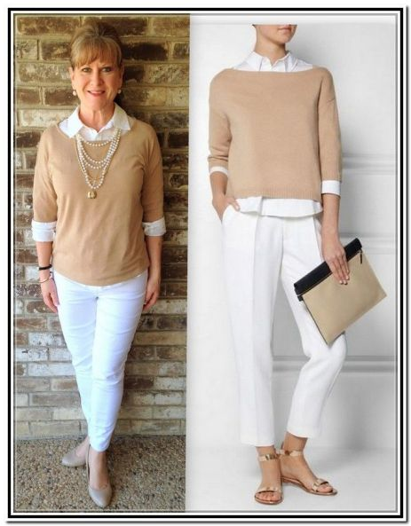 fashion for women over 50: