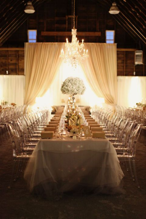 Elegant Barn Weddings