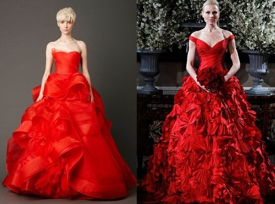 1000+ Ideas About Red Ball Gowns On Pinterest