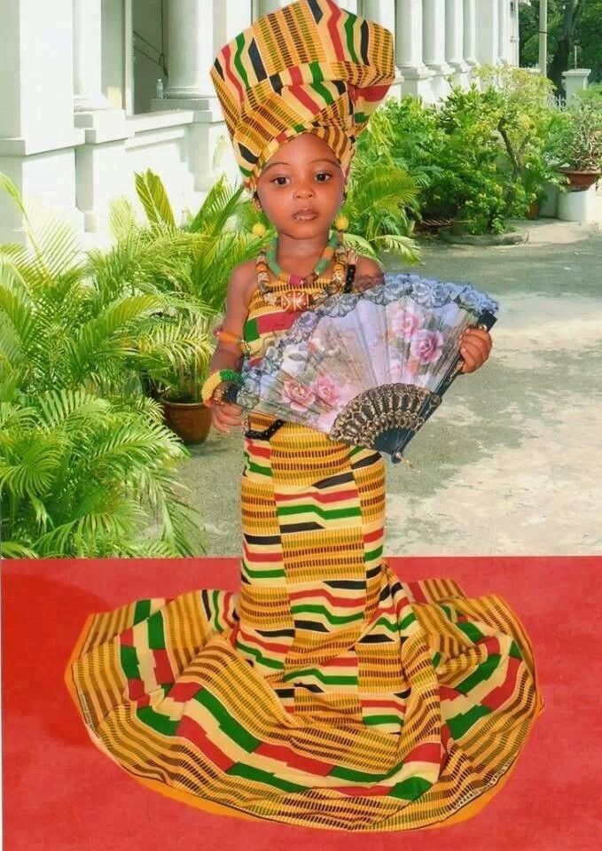1000 Images About Baby African Fashion On Pinterest
