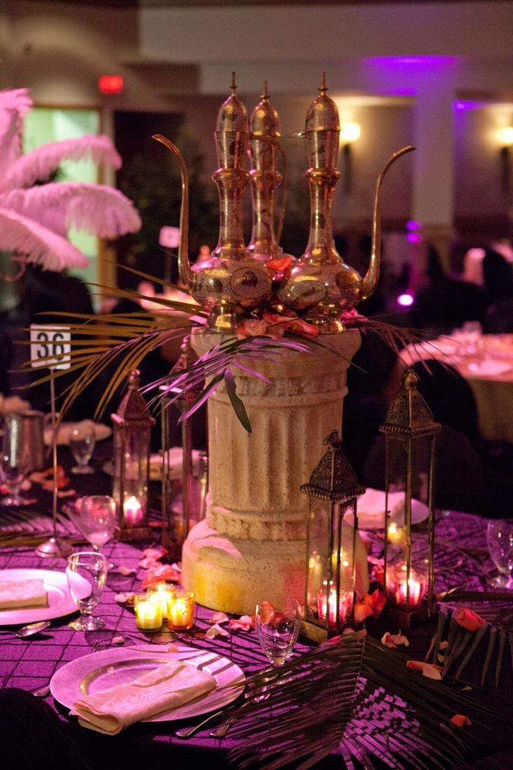 My Moroccan Themed Wedding Decor Wedding Amp Love