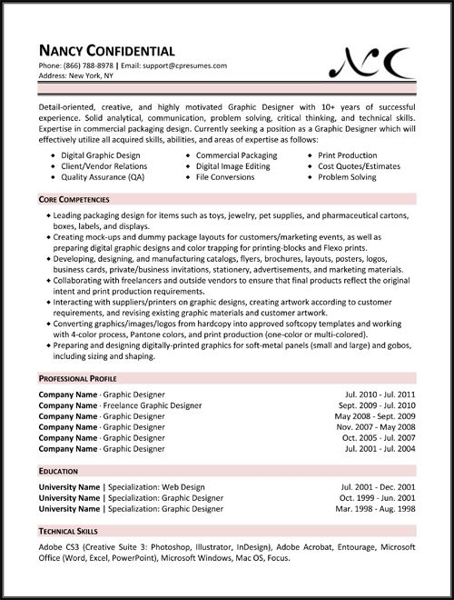 Free Functional Resume Samples Templates. 15 Examples Format