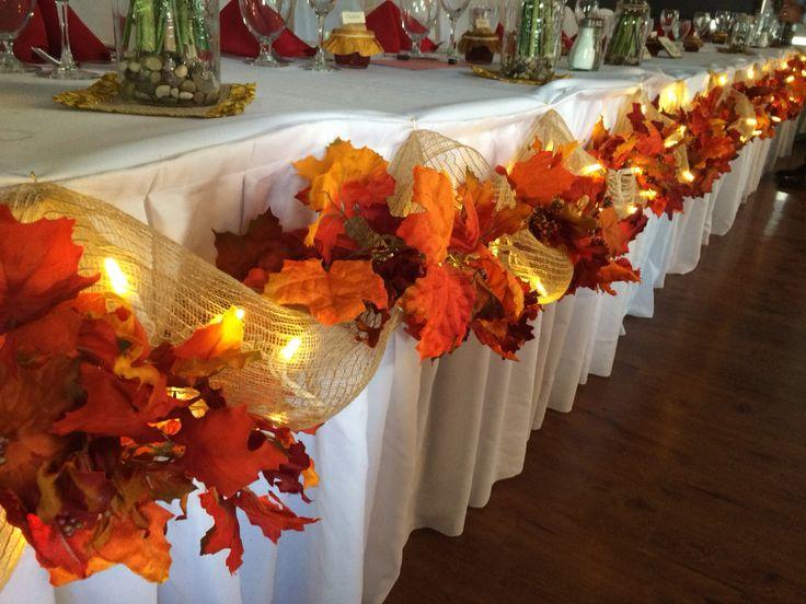 Fall Wedding Stuff