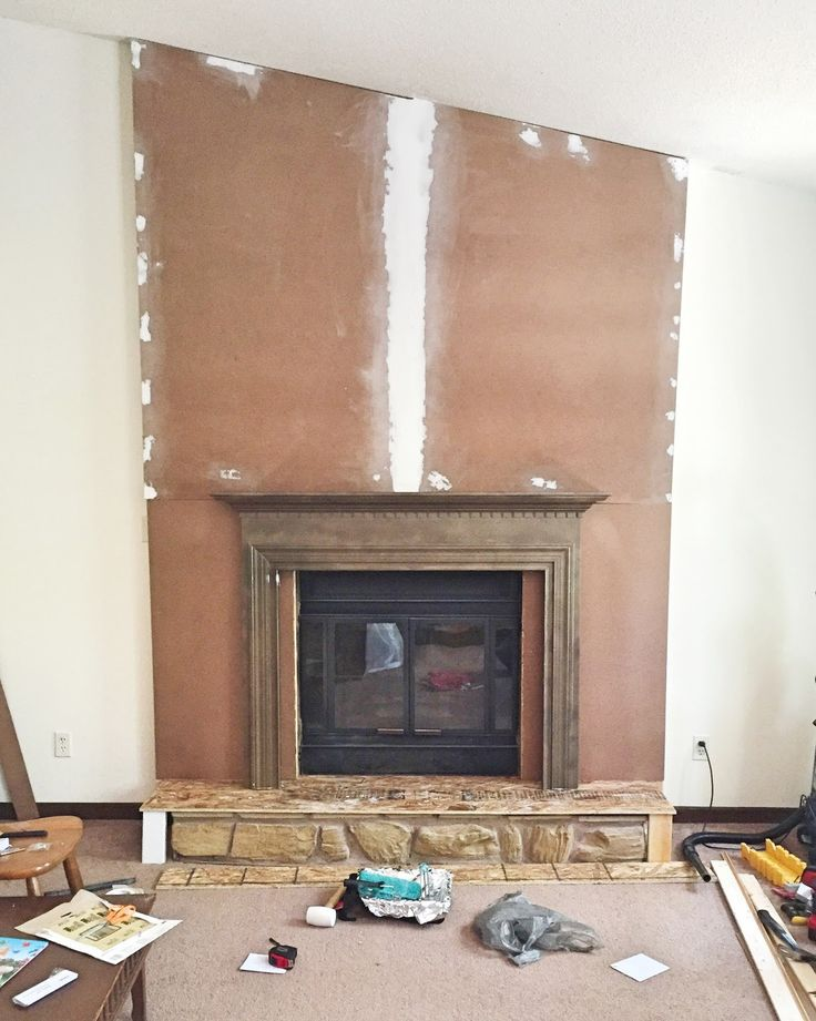 Rental Approved Faux Fireplace Facade Fireplace Facade