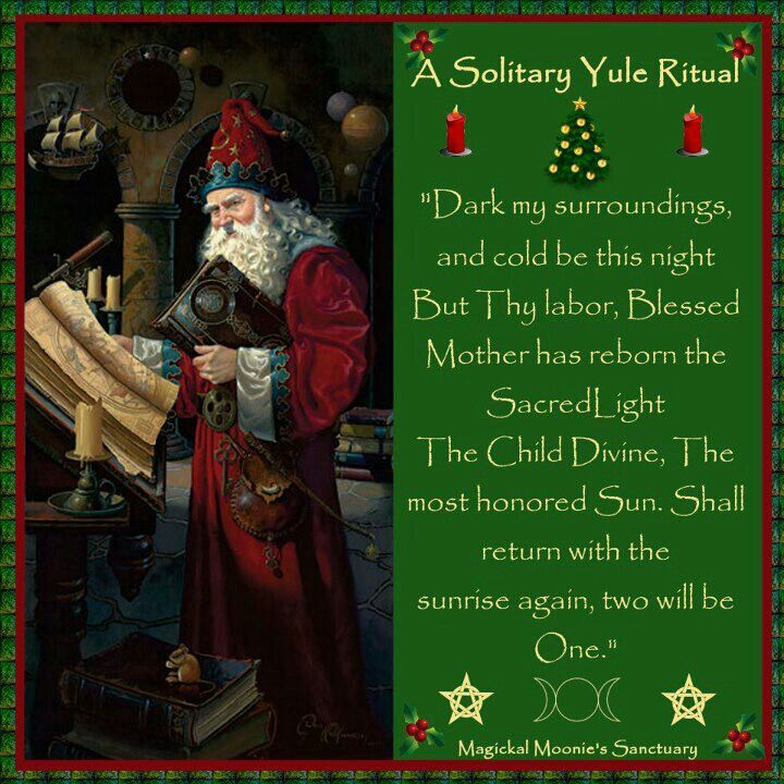 17 Best Images About Yule Blessings On Pinterest Merry