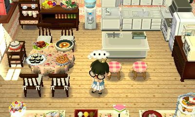 Cozy Kitchen Country Kitchens Acnl Cafe Good Ideas Volleyball Codes