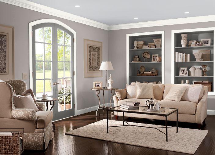 Living Room I Used These Colors Ivory KeysT16 17Mauve