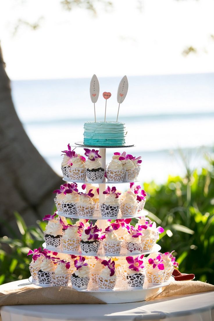 Rustic DIY Destination Wedding in Hawaii Beach wedding